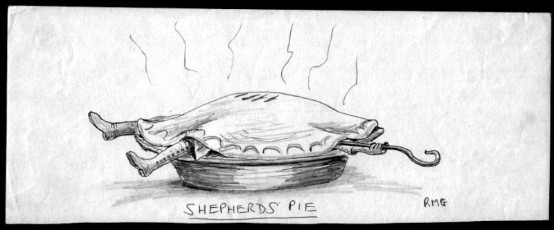 ... Shepherd S Pie Cartoons Shepherd S Pie Cartoon Funny Shepherd S Pie